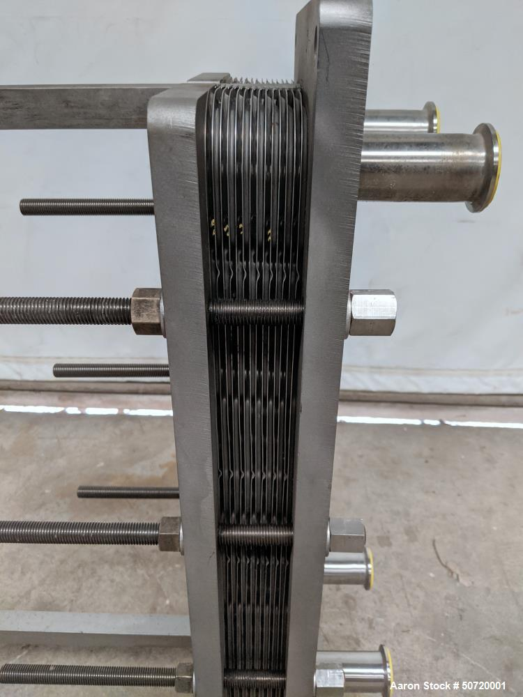 Unused- SPX / APV Plate Heat Exchanger, Model SR1.