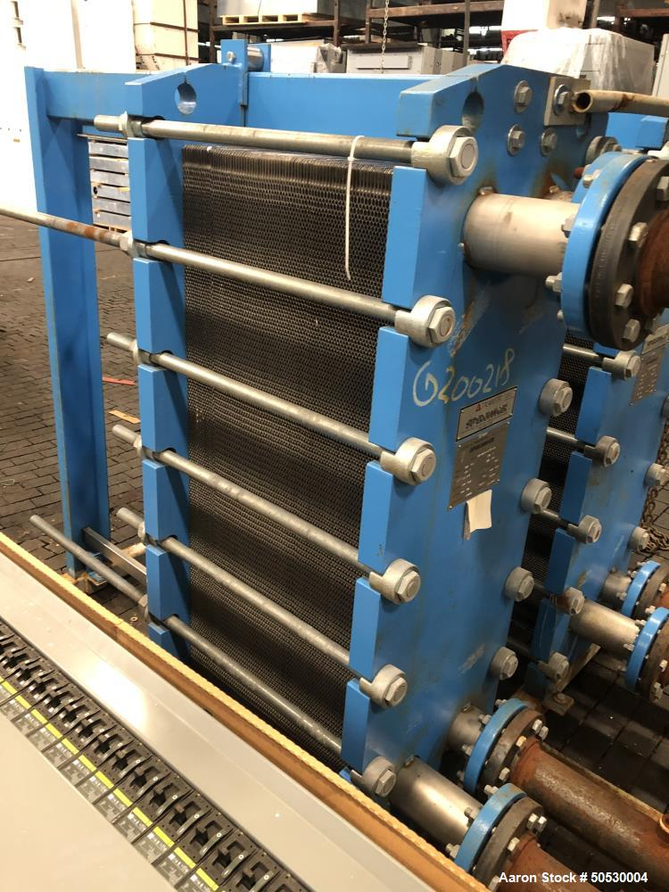 Used- Tranter Plate Heat Exchanger