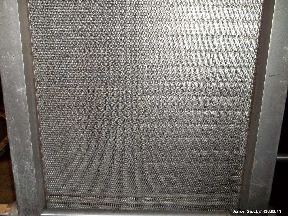 Used- GEA-Ahlborn Plate Heat Exchanger