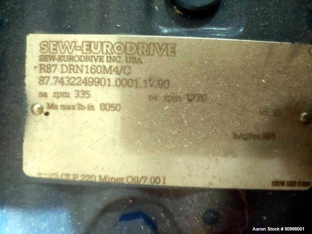 Unused - Alfa Laval Contherm Scrape Surface Heat Exchanger