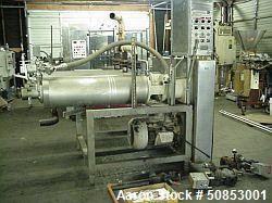 Used- Votator Triple Tube Scrape Surface Exchanger