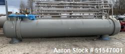 Unused- Bell & Gosset Shell and Tube Multiple Pass Heat Exchanger, Model QOFT 40