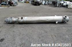 Used- National Heat Transfer Shell & Tube Heat Exchanger