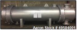 Unused- Southern Heat Exchanger Corp. Shell & Tube Heat Exchanger, 2393 Square Feet, Horizontal, Alloy 2205 Stainless Steel....