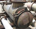 Used-Continental Heat Exchanger, shell and tube.