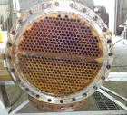 Used- J.F.D. Tube & Coil Products U Tube Shell & Tube Heat Exchanger