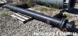 Unused- J.F.D Tube & Coil U Tube Shell & Tube Heat Exchanger, 94 Square Feet, Type BEU, Size 10-144, Horizontal. Carbon stee...