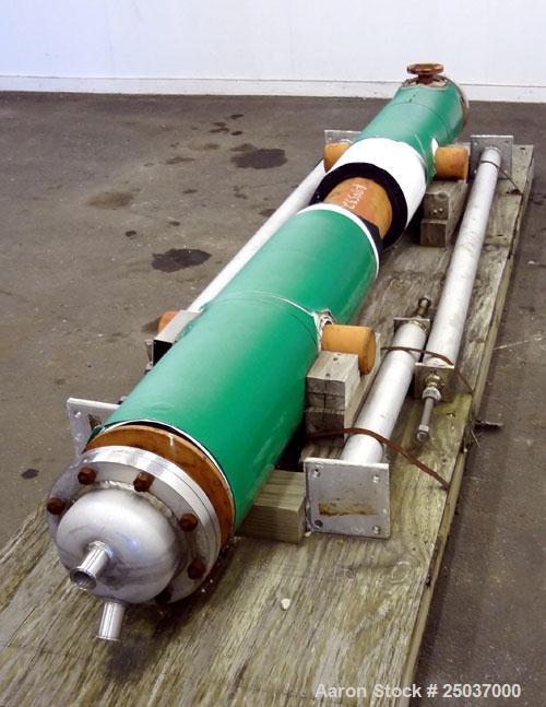 Used- Baeuerle & Morris Shell & Tube Heat Exchanger