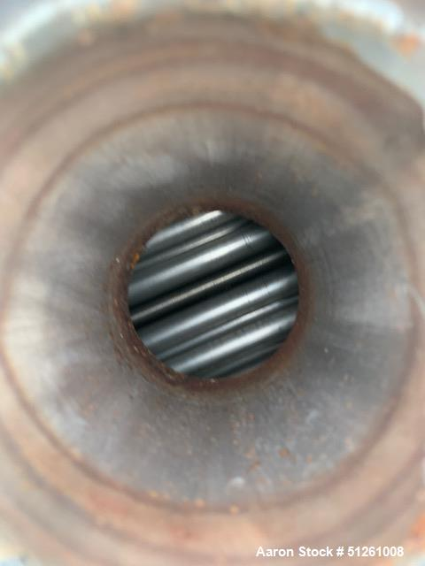 Diversified Berdell Group Shell and Tube Heat Exchanger