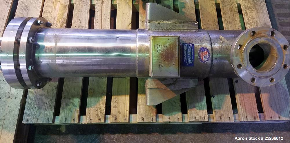 Used- Enerquip Shell & Tube Heat Exchanger.