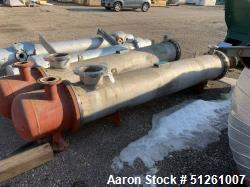 Used- Shell and Tube Heat Exchanger