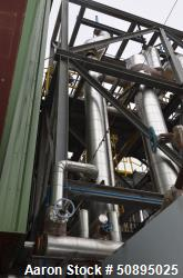 Used- CMS Single Pass Shell & Tube Heat Exchanger