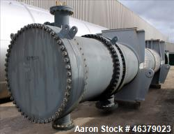 Unused- Daekyung Shell and Tube Heat Exchanger, 6,179.5 Square Feet, Carbon Stee