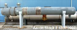 Unused- Daekyung Shell and Tube Heat Exchanger, 3,193 square feet, Horizontal, C