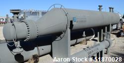 Unused- Fabsco Steam Generator / Reboiler, U Tube Shell & Tube Heat Exchanger, 659.2 Square Feet, Type BKU, Size 17/35-240, ...