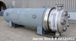 Unused- Joseph Oats Shell & Tube U-Tube Heat Exchanger.