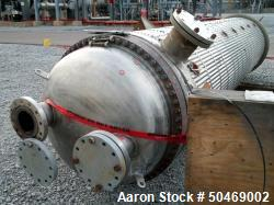 Used- Southern Heat Exchanger 6 Pass Shell and Tube Heat Exchanger,