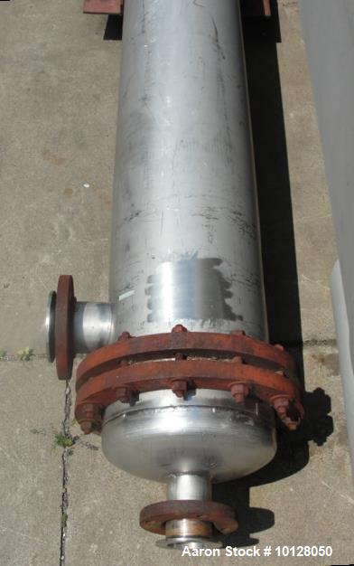 Used- Perry Vertical Shell and Tube Heat Exchanger