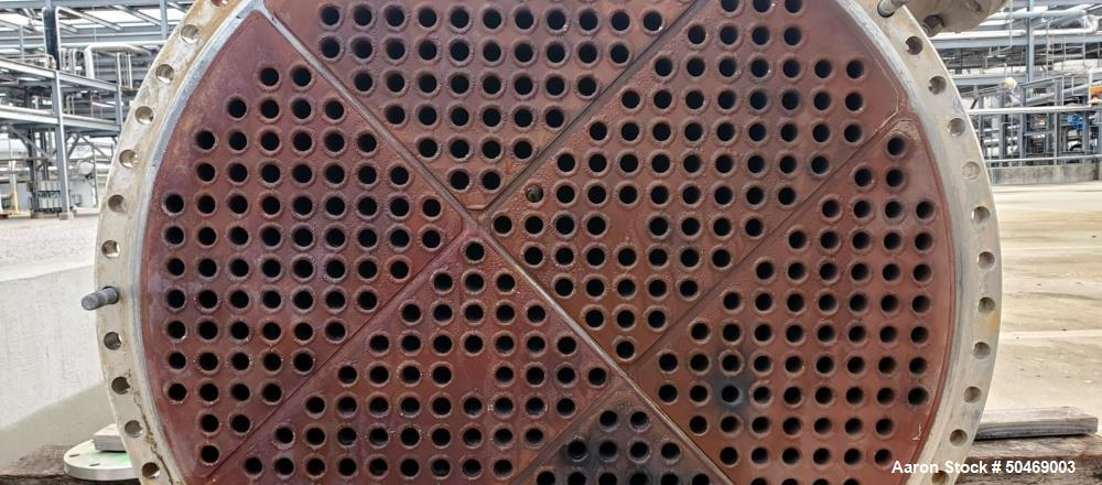 Used- Southern Heat Exchanger 6 Pass Shell & Tube Heat Exchanger