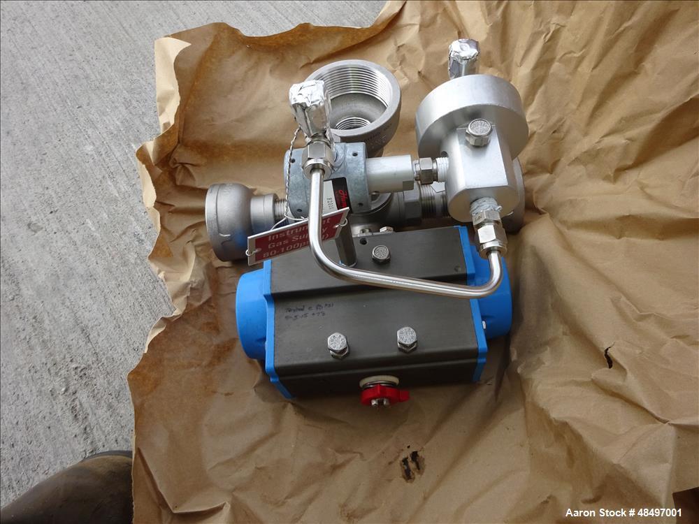 "Unused- Jatco ""BTEX Eliminator"" Shell and Tube System, Model S.T 5-120 Dual Inle"