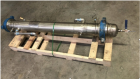 Used- CH Murphy Stainless Steel Shell & Tube Heat Exchanger