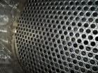 Used- Atlas Shell And Tube Heat Exchanger,  411 square feet, vertical. Type BEM22-72. 316L stainless steel shell rated 100 p...