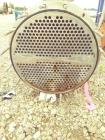 Used- Enerquip U Tube Shell & Tube Heat Exchanger, Approximately 500 Square Feet, Model BEUB, Stainless Steel, Horizontal. 3...