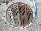 Used- Perry Products Shell & Tube Heat Exchanger, 497 Square Foot, Stainless Steel. (210) 3/4