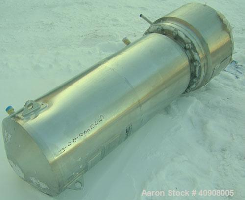 Used- Kinetics Modular Systems Spiral Heat Exchanger