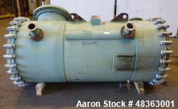 Used- Alfa Laval Thermal Horizontal Spiral Heat Exchanger