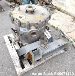 Used- Alfa Laval Spiral Heat Exchanger, Type ALSHE-LTL-13S