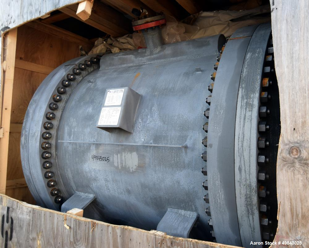 Unused- Tranter GmbH Horizontal Spiral Heat Exchanger