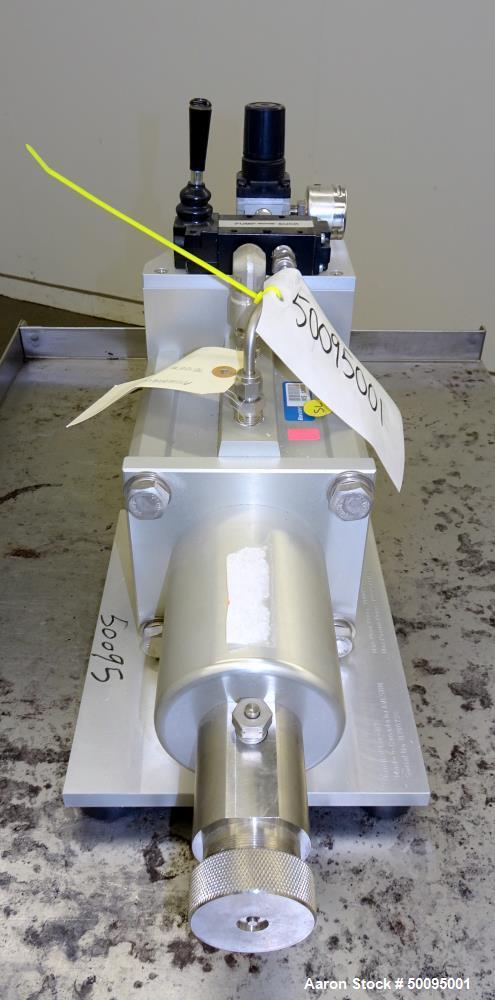 Used- Avestin Model Emulsiflex B3 Homogenizer.