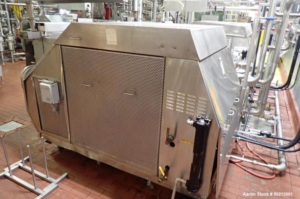 Used- APV Gaulin Homogenizer, Model MS45.