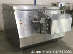 Used- APV Gaulin Homogenizer, Type G 132Q-2.5P.