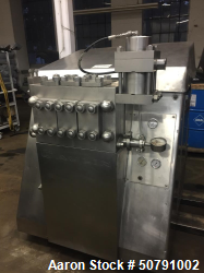 Used- APV Gaulin Homogenizer