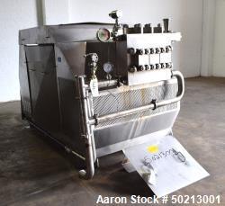 Used- APV Gaulin MS45 Food / Dairy Homogenizer