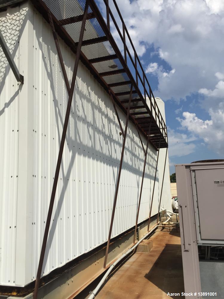 Used- Turbo Ice Builder with Storage Tank