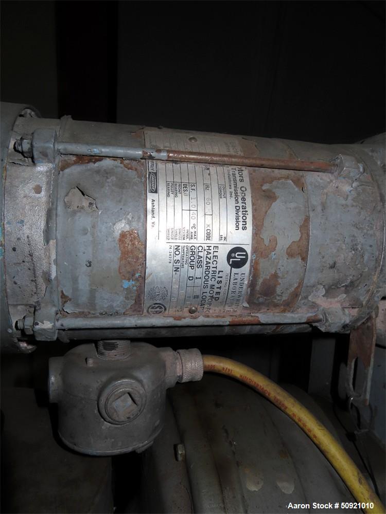 Used- Hamilton Double Motion Kettle, 150 Gallon
