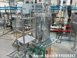 Used-Lee 100 gallon Double Motion, Jacketed, Mix Kettle