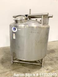 A&B Process Systems 400 Gallon Processor Kettle