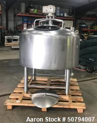 Used- APV Kettle, Model CCA, 250 Gallon Processor