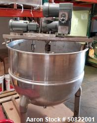 Used- Groen Kettle, 150 Gallon