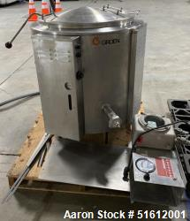 Used- Groen Kettle, 40 Gallon