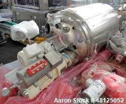 Used- Lee Industries Triple Motion Vacuum Vessel, Model 175U7S