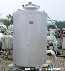 Lee Industries 400 Gallon Jacketed Processor / Mix Kettle