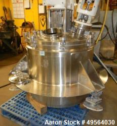 Used- Lee Industries Triple Agitated Kettle, 50 Gallon