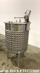 Viatec- 100 Gallon Jacketed Mix Tank