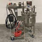 Used- 30 Gallon Lee Double Motion Vacuum Kettle