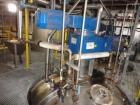 Used- Olsa Twin Motion Vacuum Kettle,10,000 liter (2642 gallon)